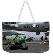 Sailors Give Launch Approval For An Weekender Tote Bag
