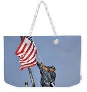 Sailors Lower The National Ensign Weekender Tote Bag