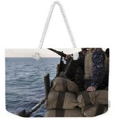 Sailors Stand Small Caliber Attack Team Weekender Tote Bag