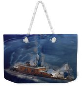 Sails Down Weekender Tote Bag
