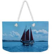 Sails Off The San Juans Weekender Tote Bag
