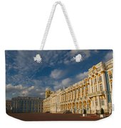 Saint Catherine Palace Weekender Tote Bag by David Smith