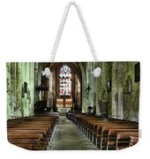 Saint Emilion Church Weekender Tote Bag