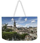 Saint Emilion Weekender Tote Bag
