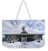 Saint John River Centre Weekender Tote Bag