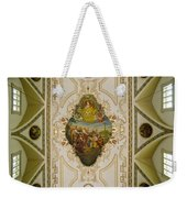 Saint Louis Cathedral Mural Weekender Tote Bag