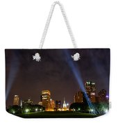 Saint Louis Lights Weekender Tote Bag