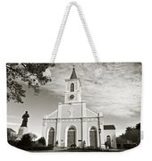 Saint Martin De Tours - Sepia Weekender Tote Bag