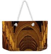 Saint Marys Church Interior 2 Weekender Tote Bag