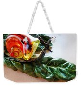 Salad Dressing Weekender Tote Bag