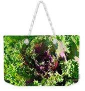 Salad Maker Weekender Tote Bag