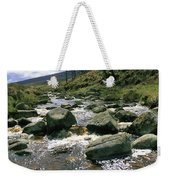 Sally Gap, River Liffey, Co Wicklow Weekender Tote Bag