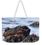 Sally Lightfoot Crabs Weekender Tote Bag