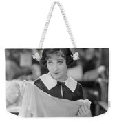 Sally Oneil: Becky, 1927 Weekender Tote Bag