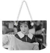 Sally Oneil: Becky, 1927 Weekender Tote Bag by Granger