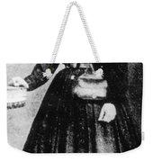 Sally Tompkins (1833-1916) Weekender Tote Bag