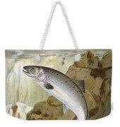 Salmon, C1900 Weekender Tote Bag