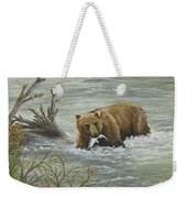 Salmon For Lunch Weekender Tote Bag