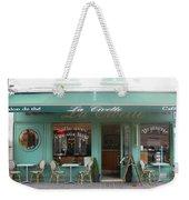 Salon De The Weekender Tote Bag
