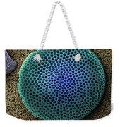 Saltwater Diatom Weekender Tote Bag