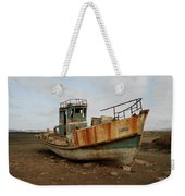 Salty Remains Weekender Tote Bag