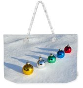 Salute To The Holidays Weekender Tote Bag