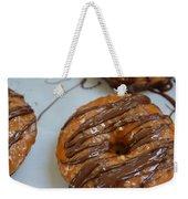 Samoa Donuts 02 Weekender Tote Bag