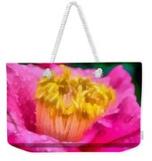 Sample-camellia Weekender Tote Bag