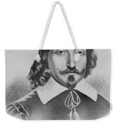 Samuel De Champlain Weekender Tote Bag by Photo Researchers