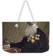 Samuel F.b. Morse (1791-1872) Weekender Tote Bag