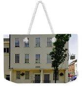 Samuel Johnson Birthplace Museum Weekender Tote Bag