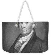 Samuel Latham Mitchill Weekender Tote Bag