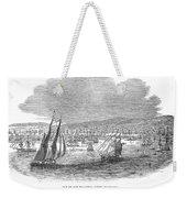 San Francisco Bay, 1849 Weekender Tote Bag