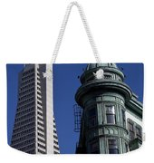 San Francisco Buildings Weekender Tote Bag