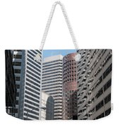 San Francisco Weekender Tote Bag