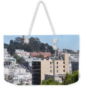 San Francisco Coit Tower Weekender Tote Bag