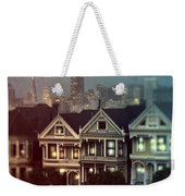 San Francisco Night Weekender Tote Bag