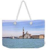 San Giorgio Maggiore Weekender Tote Bag by Joana Kruse