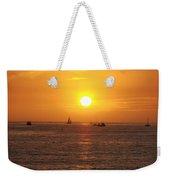 San Juan Capistrano Beach Sunset Weekender Tote Bag