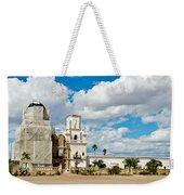 San Xavier Mission Tucson Az  Weekender Tote Bag