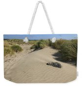 Sand And Grass Dunes Weekender Tote Bag