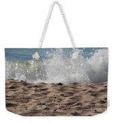 Sand And Surf Weekender Tote Bag