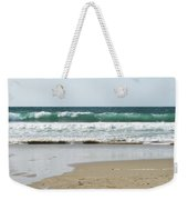 Sand City Rolling Waves Weekender Tote Bag
