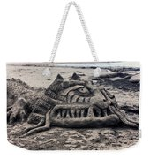 Sand Dragon Sculputure Weekender Tote Bag
