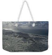 Sand Dune Complex Along The Shore Weekender Tote Bag