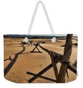Sand Weekender Tote Bag