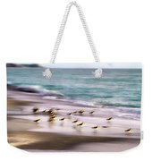 Sandpiper Evening Weekender Tote Bag