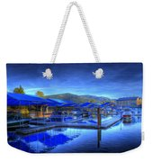Sandpoint Marina And Power House 1 Weekender Tote Bag