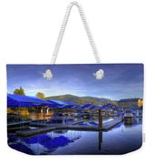 Sandpoint Marina And Power House 2 Weekender Tote Bag