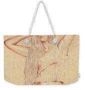 Sandra Weekender Tote Bag